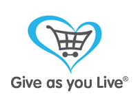 Logo for Give as you live